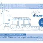 Fachworkshop zur 10-Jahresfeier des h2-netzwerk-ruhr e.V.