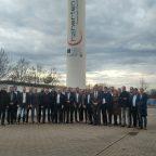 TU Delft besucht Anwenderzentrum h2herten