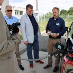 Frank Mielke will Hattingen an das Thema Wasserstoff heranführen