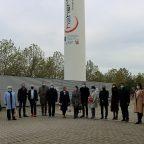 Ukrainische Delegation auf Ewald